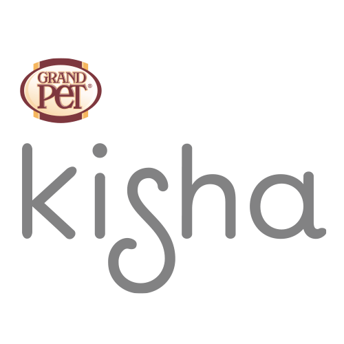 logo kisha grey